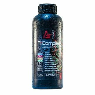 A complex Aqua Synergy all in one Aquarium-water optimizer 1000 ml, Bevat alle middelen om uw aquariumwater in optimale conditie te brengen