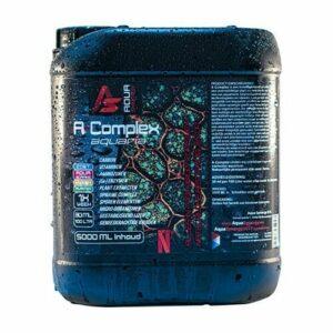 a complex aqua synergy all in one aquariumwater optimizer 5000 ml, Voor het algehele welzijn van aquariumplanten en vissen